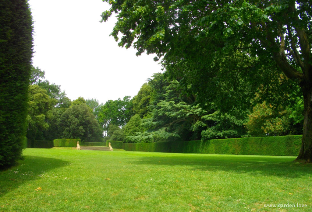 The Great Lawn at Hidcote